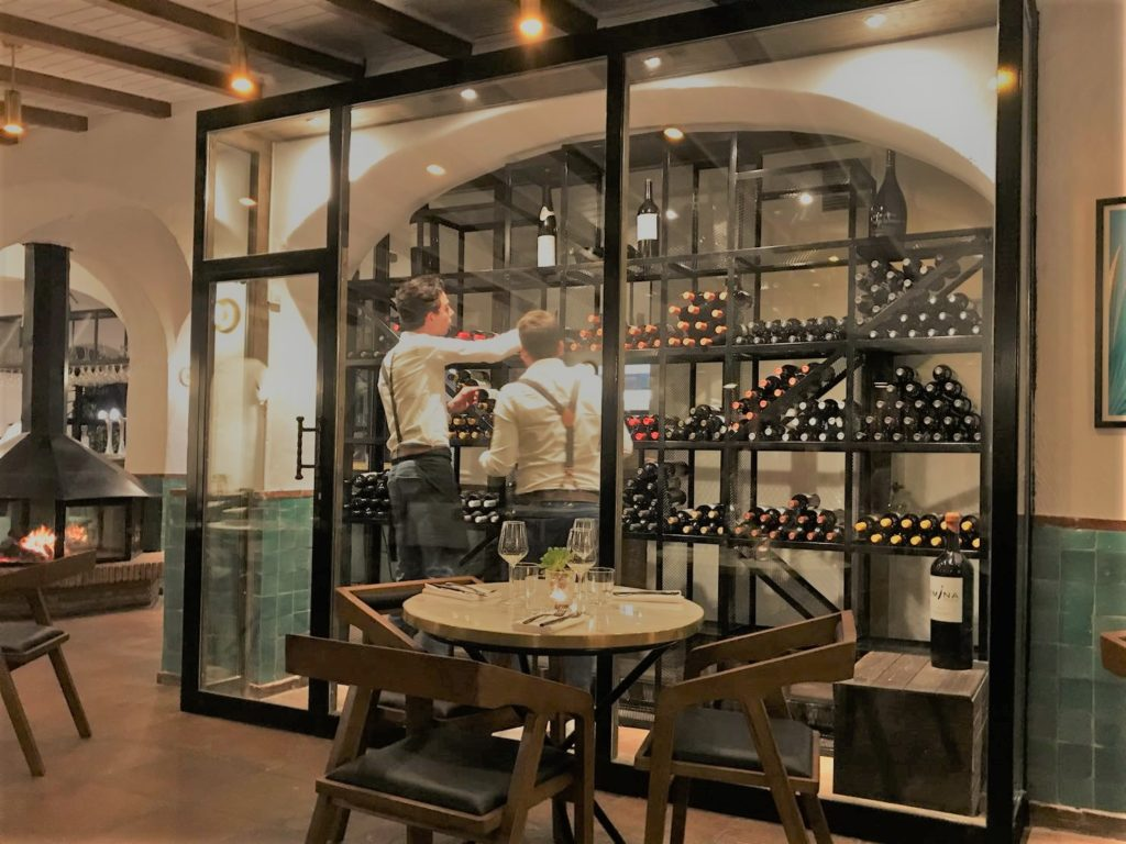 CASCADA restaurant marbella