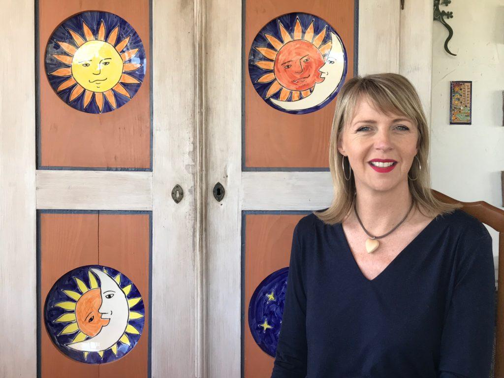 Joyce van Ombergen-Jong en haar keramiek